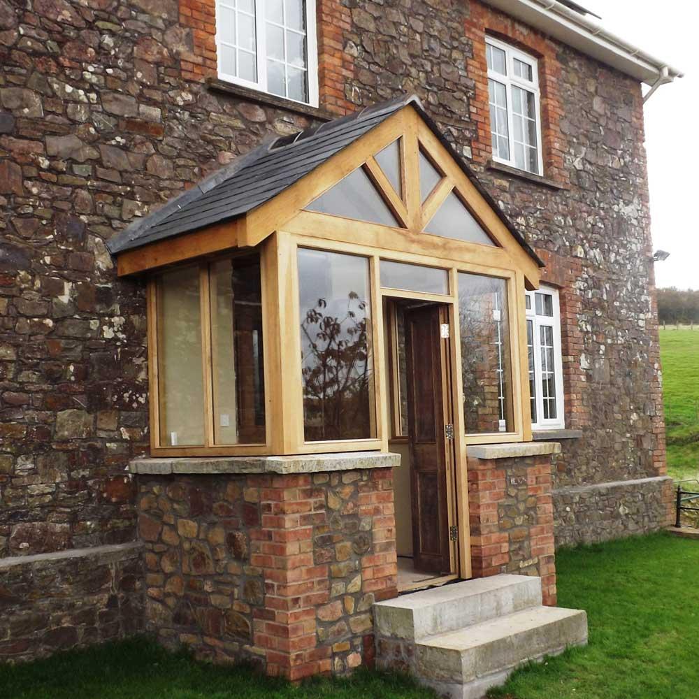 Bespoke Hardwood Extensions